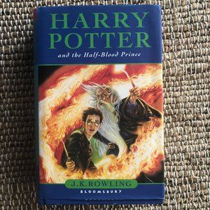 Harry Potter and the Half Blood Prince (Hardcover)